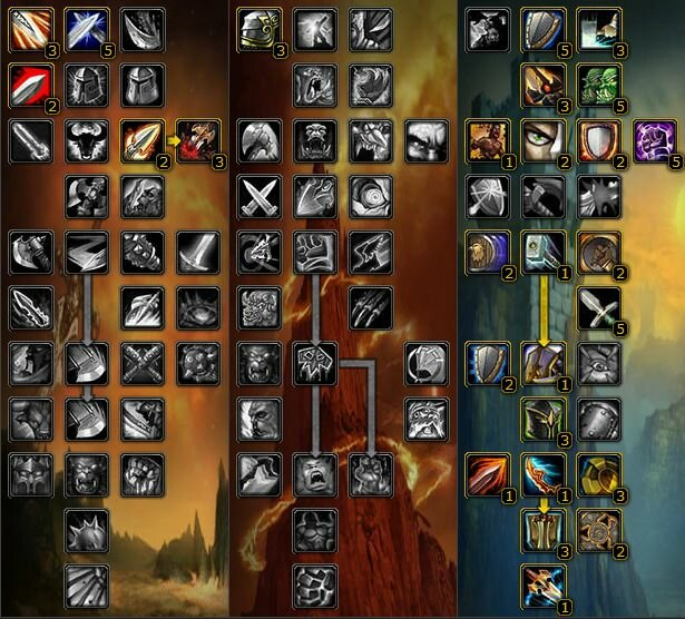 Tbc warrior tank guide for 2. 4. 3 youtube.